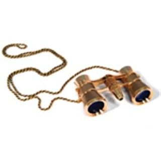Levenhuk, Inc. Broadway 325F Opera Glasses - gold, with LED