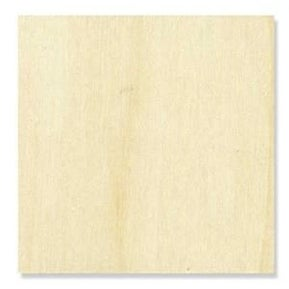 1 Pc, 20 Inch X 3/4 Inch Plywood Squares-Thick