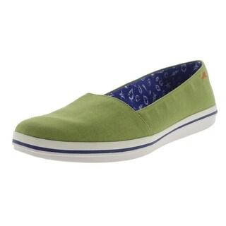 Tommy Bahama Womens Aline Textured Slip On Casual Shoes - 11 medium (b,m)