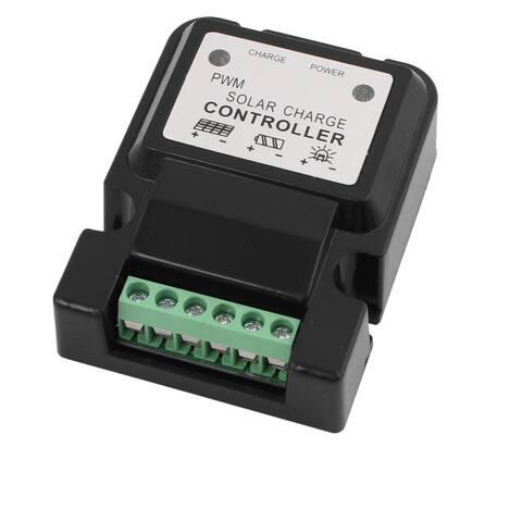 6V/12V 3A PWM Solar Panel Charge Controller Regulator Safe Protection
