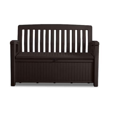 Keter 60 Gallon Patio Storage Bench