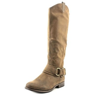 Madeline Buttery Women Round Toe Synthetic Knee High Boot