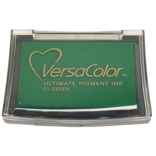 VersaColor Pigment Ink Pad Large Green