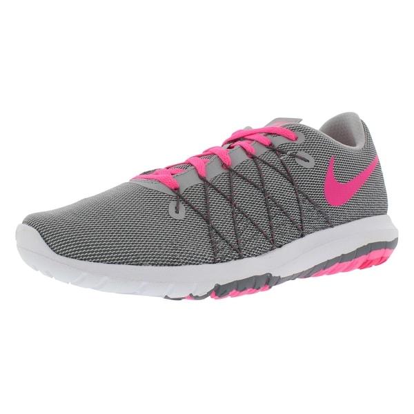 7daec59e7758 Shop Nike Flex Fury 2 (Gs) Junior s Shoes - 7 M - Free Shipping ...