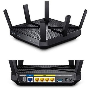 Tp-Link - Archer C3200 - Ac3200 Wrles Triband Gb Router