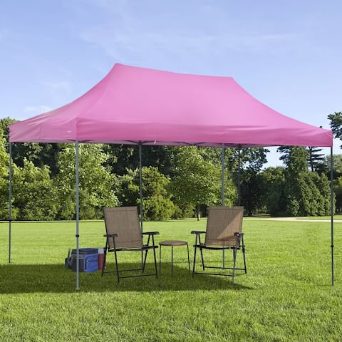 Ainfox 10x20 ft Pop up Canopy Tent Party Tent Heavy Duty Instant Shelters for Wedding Party Tailgating Events