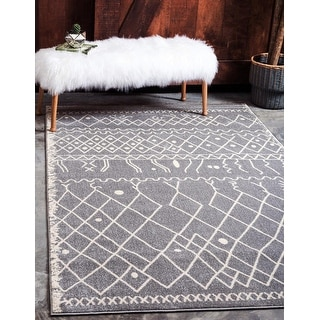 The Curated Nomad Anson Tribal Area Rug