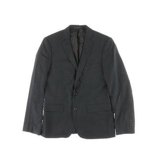 Zara Mens Single Vent Notch Collar Sportcoat