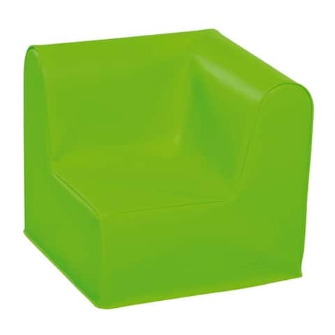 Corner Chair - Green