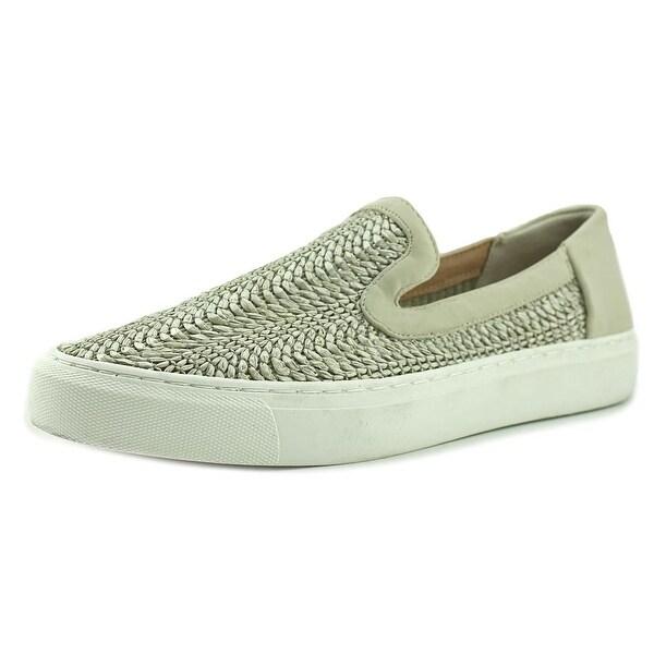 e66dc03a105efa Shop Steven Steve Madden Kenner Women Leather Gray Fashion Sneakers ...