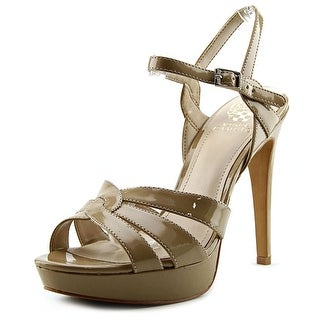 Vince Camuto Jillian Women Open Toe Synthetic Platform Heel
