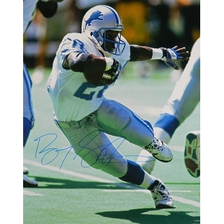 Barry Sanders Lions 16x20 Photo Free Shipping On Orders