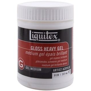 Liquitex Heavy Gloss Acrylic Gel Medium