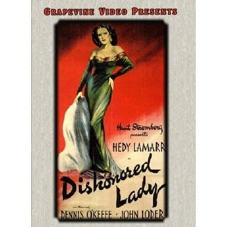 Dishonored Lady (1947) [DVD]