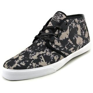 DC Shoes Studio Mid Tx Se Men Round Toe Canvas Skate Shoe