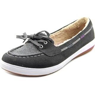 Keds Glimmer Boat Moc Toe Suede Boat Shoe
