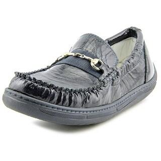 Primigi Izzy1-E Moc Toe Patent Leather Loafer