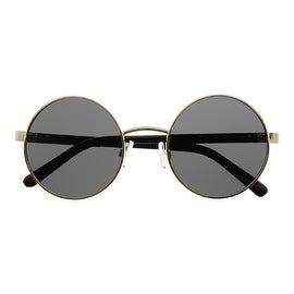 Thomas Round Unisex Sunglasses