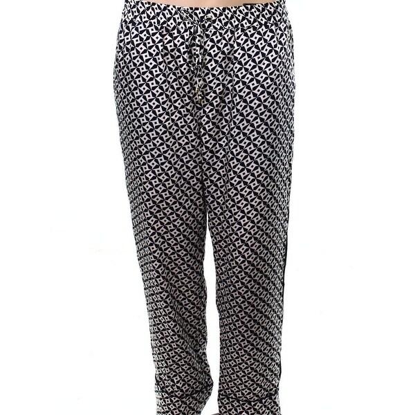 Lauren by Ralph Lauren Women's Printed Pants Stretch