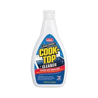 Whink 33261 Glass/Ceramic Cooktop Cleaner, 24 Oz|https://ak1.ostkcdn.com/images/products/is/images/direct/bde88aaf0511faf2f0ca6641fb7c07e95e89479b/Whink-33261-Glass-Ceramic-Cooktop-Cleaner%2C-24-Oz.jpg?impolicy=medium
