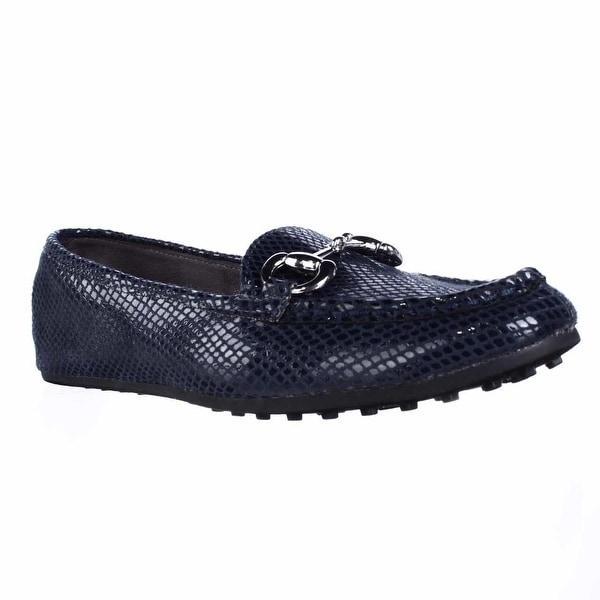 Aerosoles Drive Through Slip-On Loafers, Black