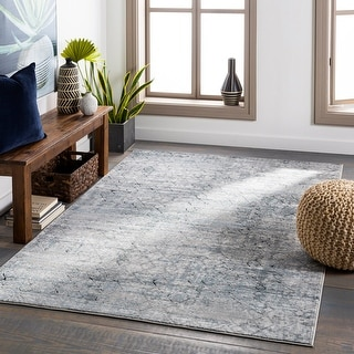 Link to Niall Distressed Abstract Area Rug Similar Items in Rugs