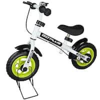 Goplus 10'' Kids Balance Bike No-Pedal Learn To Ride Pre Bike Adjustable Seat Bike Stand