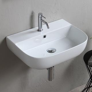 "Link to Nameeks Scarabeo 1811 Scarabeo Glam 22"" Rectangular Ceramic Vessel or Similar Items in Sinks"