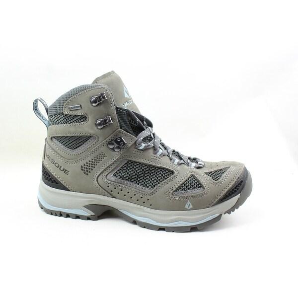 34670f3d5ba Shop Vasque Womens Breeze Iii Gtx Gray Hiking Boots Size 8.5 - Free ...