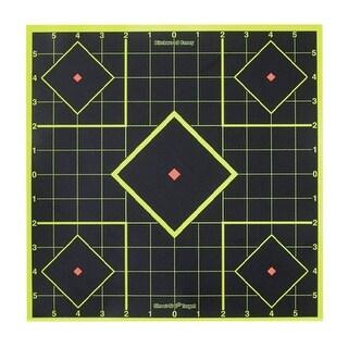 Birchwood Casey Shoot-N-C 8-Inch Sight In Target (6 Sheet Pack)