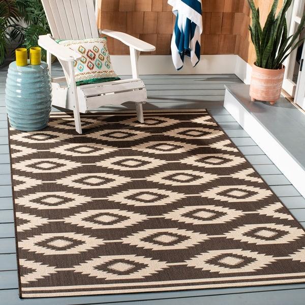 Safavieh Beach House Vallie Indoor Outdoor Rug On Sale Overstock 23482952
