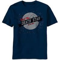 Star Wars Visit Us Men's T-Shirt