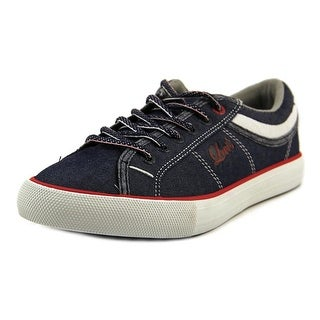 Levi's Sadie Chambray Women Round Toe Canvas Blue Sneakers