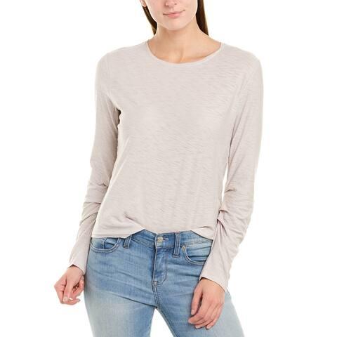 Nation Ltd Callie Crop T-Shirt - FOG-FOG