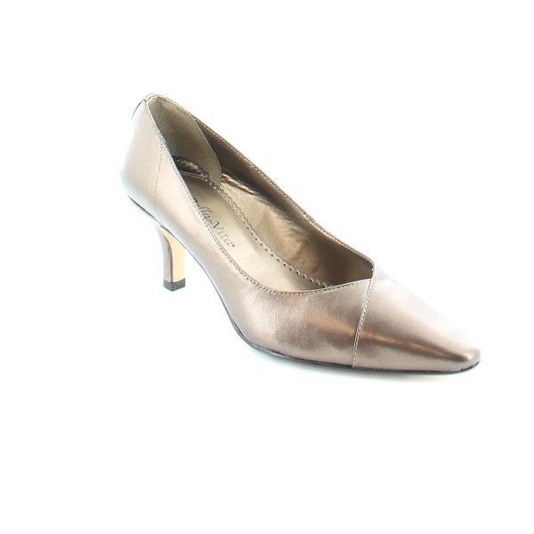 Bella Vita Wow Women's Heels Bronze - 12