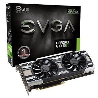 EVGA 08G-P4-6171-KR GeForce GTX1070 8 GB GDDR5 Video Card