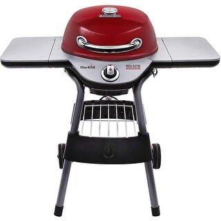 """""""Char-Broil Patio Bistro Electric Grill Red Electric Grill Red"""""""
