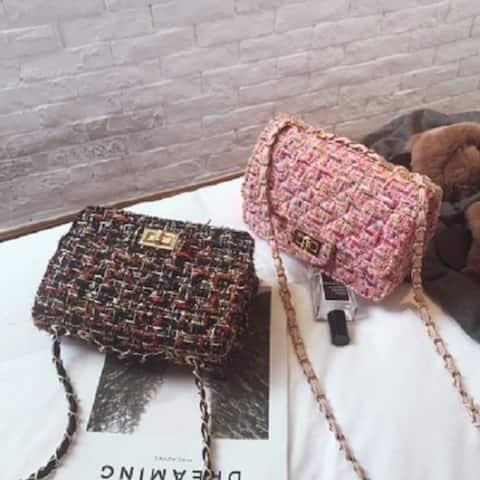 Fashion Week Handbags In 4 Colors