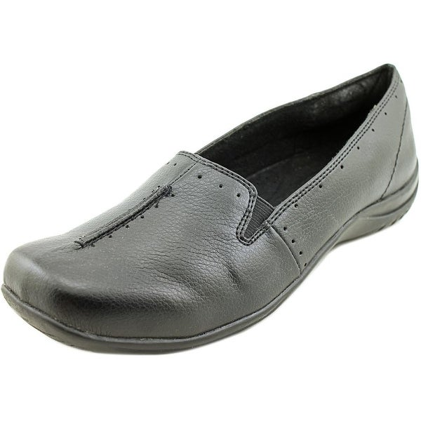 Easy Street Purpose Women Black Flats