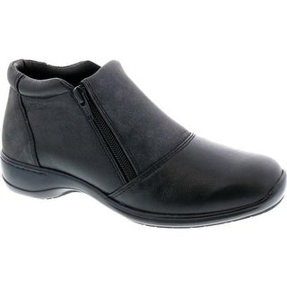Ros Hommerson Women's Superb Comfort Bootie Black Leather