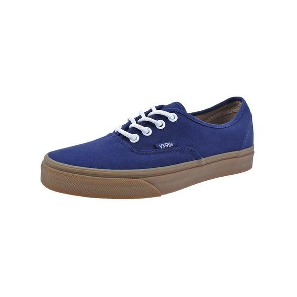 Vans Womens Authentic Skate Shoes Fashion Low Top - 7.5 medium (b,m)