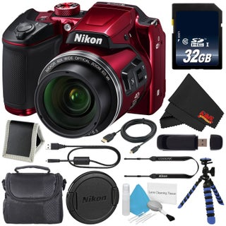 Nikon COOLPIX B500 (Digital Accessory Bundle)