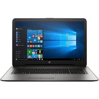 "Manufacturer Refurbished - HP 17-X010NR 17.3"" Laptop Intel Pentium N3710 1.6GHz 4GB 1TB Windows 10
