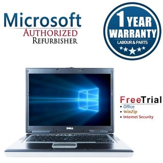 Refurbished Dell Precision M4300 15.4'' Laptop Intel Core 2 Duo T7100 1.8G 2G DDR2 160G DVD Win 7 Home Premium 1 Year Warranty