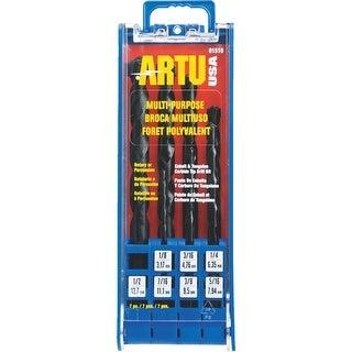 ARTU 7Pc Drill Bit Set