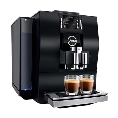 Jura Z6 Automatic Coffee Machine(Diamond Black, Certified Refurbished)