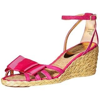 Lauren Ralph Lauren Women's Claudie Espadrille Wedge Sandal