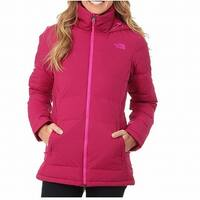 The North Face Pink Womens Size Small S Fossil Ridge Parka Jacket