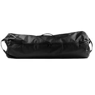 Northstar Bags North Star GI Duffle Bag - 21 Diam 36 L - Midnight Black - S2136MB