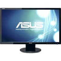 """""""Asus 23 point 6 inch LED Backlit Monitor Asus VE247H 23.6"""" LED LCD Monitor - 16:9 - 2 ms - Adjustable Display Angle - 1920"""